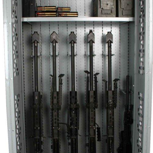 M107 Weapon Rack - Combat Weapon Storage