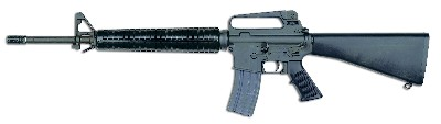 M16 Weapon Storage - Automatic Rifle Weapon Cabinet - AR-15 Rifle