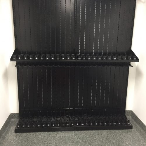 Combat Weapon Shelving Police Department