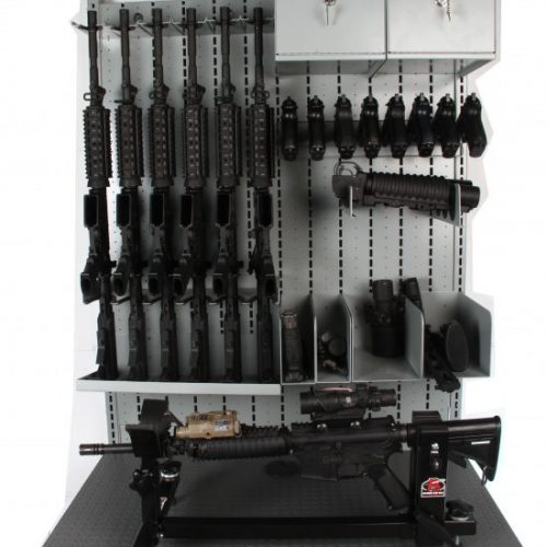 Armory Workbench Weapon Vise