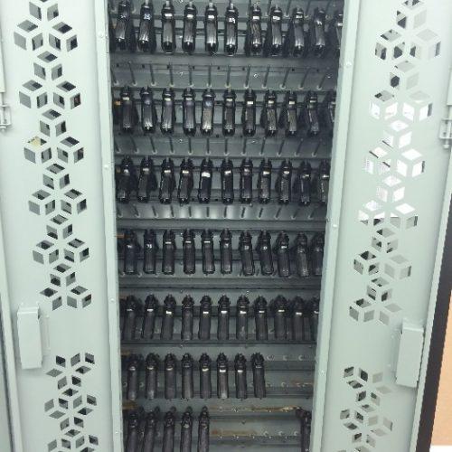 lrs weapon vault pistol storage