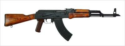AK47 Weapon Storage - Firearm Rifle Storage - AK-47 Storage Cabinet - AK-47 Storage Lockers
