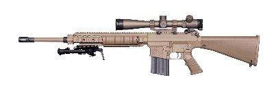 M110 Weapon Storage - Semi Automatic Sniper System SASS