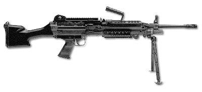 M249 Weapon Storage - Automatic Weapon Storage