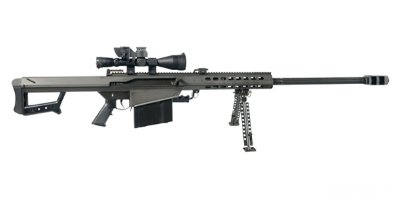 M107 Weapon Storage - Sniper Rifle Weapon Storage - Infantry Rifle - Military Storage
