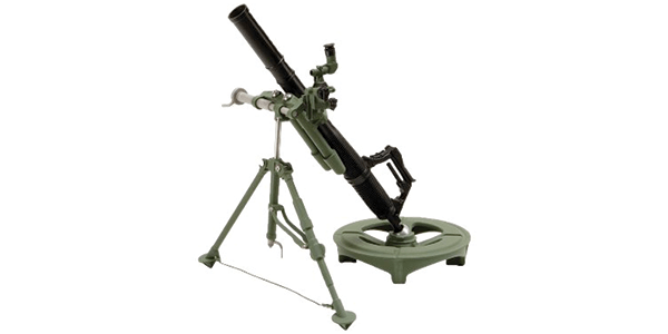 M252 - Mortar System - 81mm - Automatic Mortar System