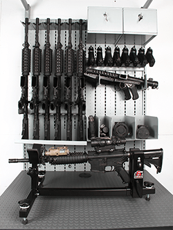 Combat Vise Systems - Tactical Weapon Vise