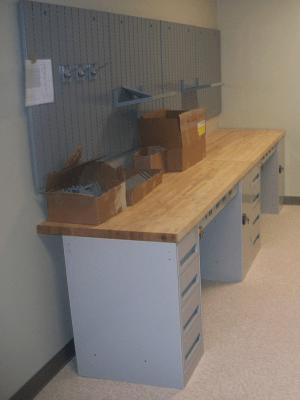 Weapon Panels - Combat Weapon Storage