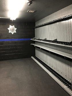 Duty Weapon Storage - Law Enforcement