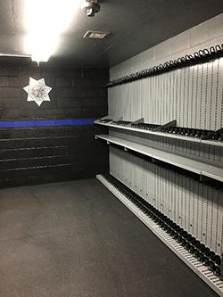 Duty Weapon Storage - Law Enforcement