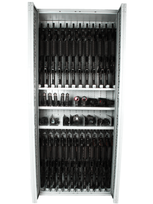Combat NVG Weapon Rack - Night Vision Storage - Weapon Component Storage