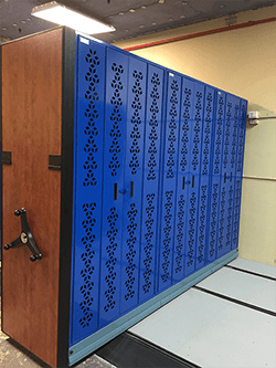 Air Force LRS Weapon Storage System - Combat Weapon Storage 2