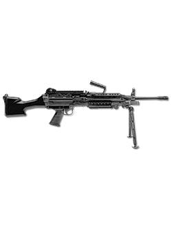 NSN Combat Weapon Racks - Machine Guns