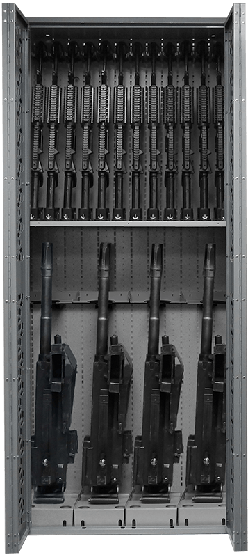 TACOM Approved Weapon Racks