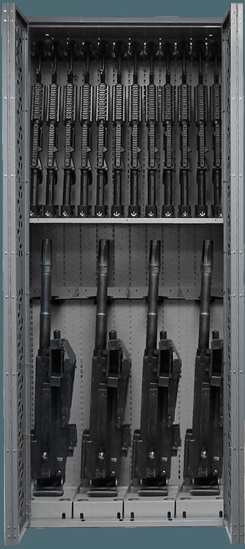 TACOM Approved Weapon Racks