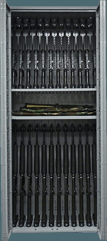 Combat Weapon Rack - Weapon Accessories