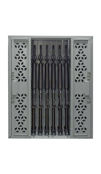 44 inch Combat Weapon Rack