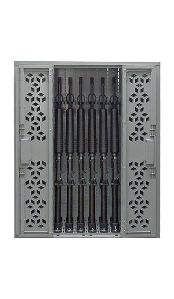 44 inch Combat Weapon Rack