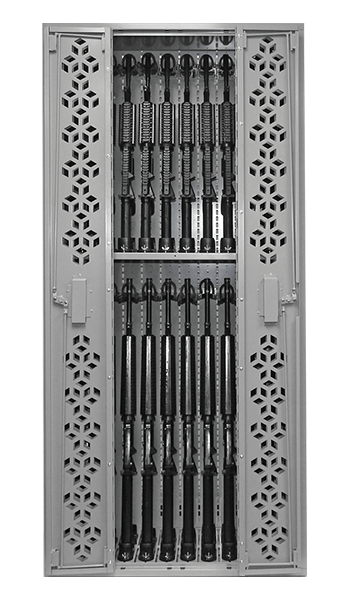 76 inch Combat Weapon Rack