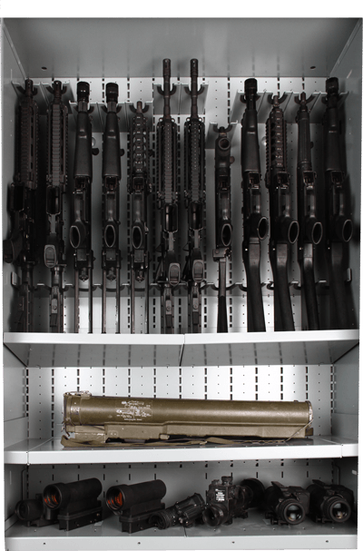 MP5 Weapon Storage