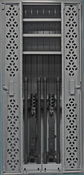 M2 Weapon Storage