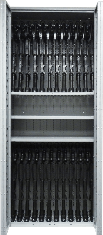 Weapon Rack Shelves