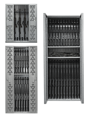 Combat Weapon Cabinets