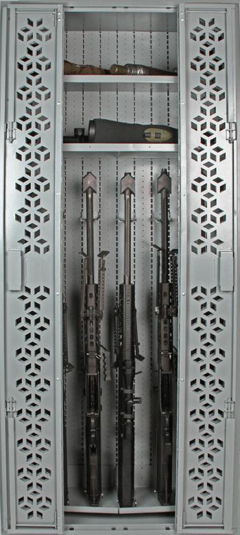 Sniper Rifle Storage