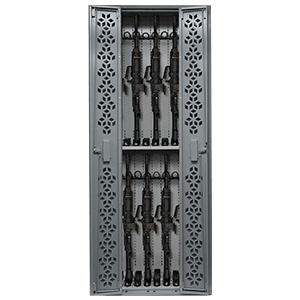 NSN M249 SAW Cabinet