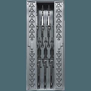 NSN Machine Gun Weapon Cabinet CWR14 CWR15