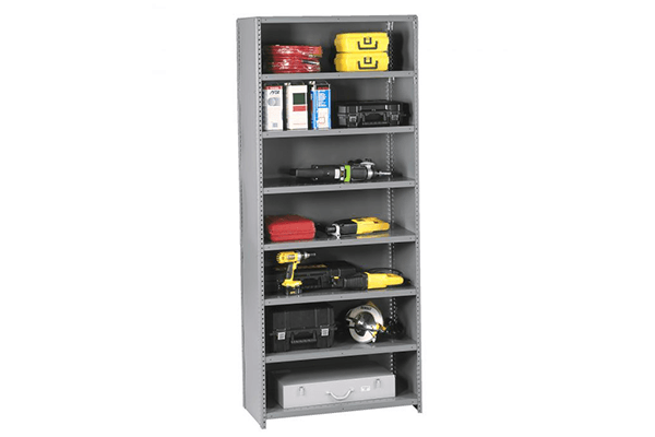 Heavy Duty Storage Solutions - Shelving Units for Weapon Accessories
