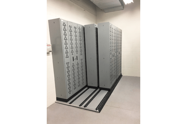 Lateral Weapon Storage, Weapon Storage Systems