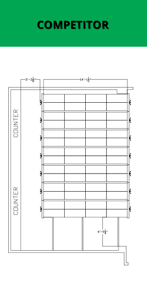 Gun Room Design - Arms Room Design - Weapon Rack Armory Layouts
