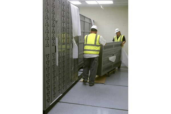 Weapon Rack Installation, Weapon Cabinet