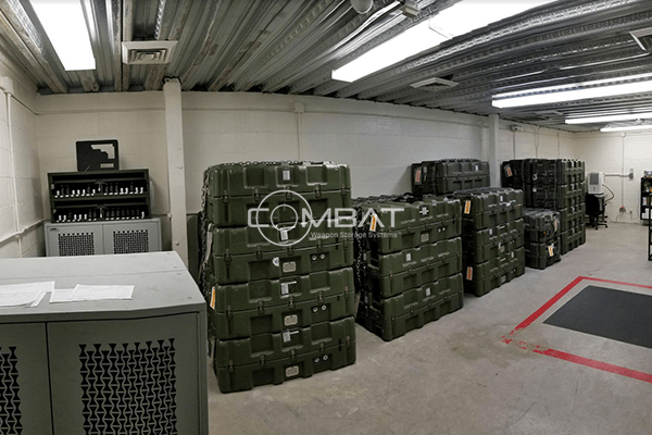 Arms Rooms Site Survey - Weapon Storage Design