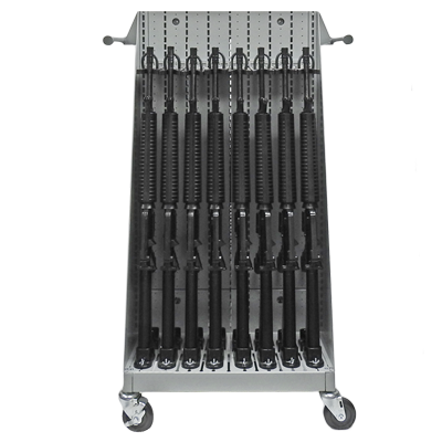 Weapon Transport Carts - Capacity 16 Rifles