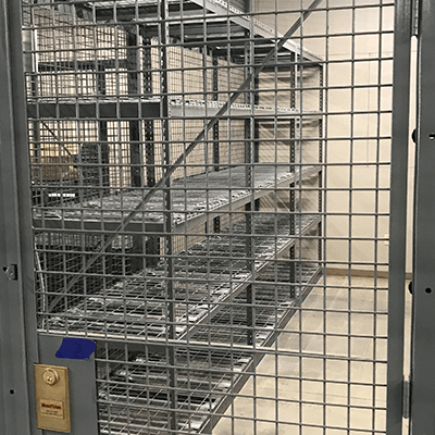 Armory Cages