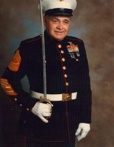 MGySgt. Paterson C. Wurthman USMC
