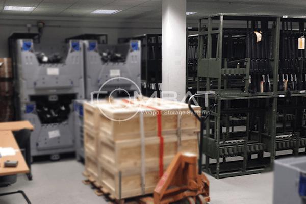 M12 Small Arms Racks Weapon Storage
