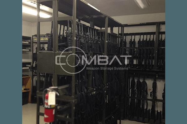 M12 Small Arms Storage Rack Armory