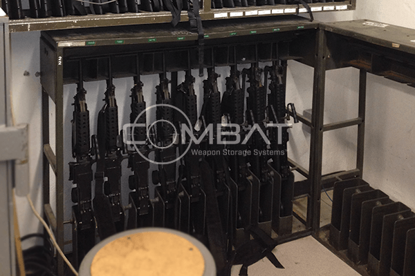 M12 Small Arms Storage Rack Replacement