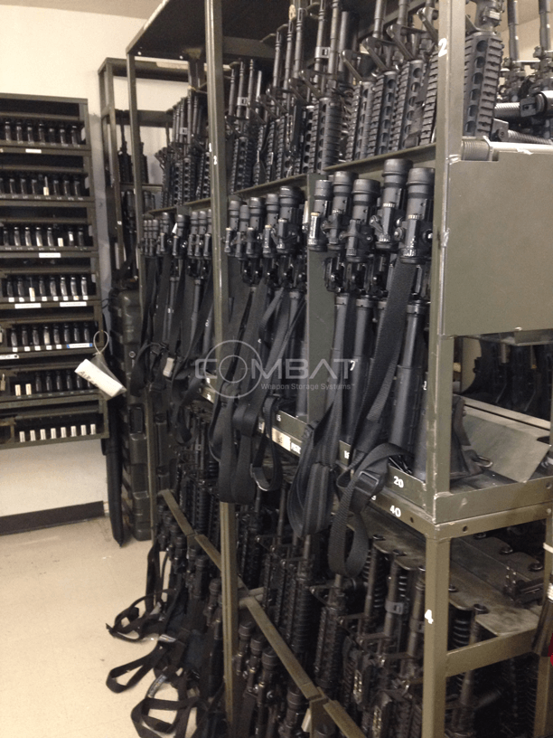 M12 Small Arms Weapon Racks