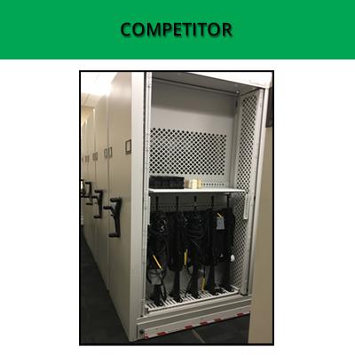 Weapon Storage - Weapon Rack Door Options