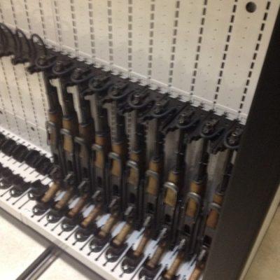 AK47 Weapon Storage