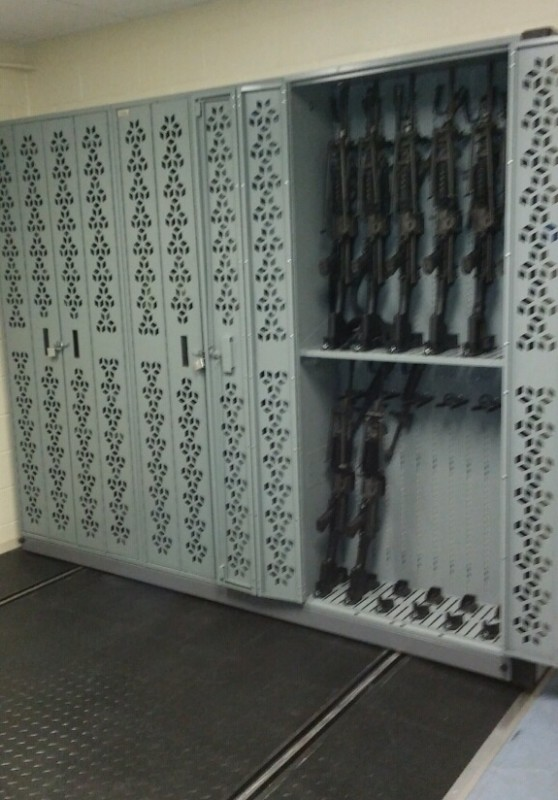 M249 Weapon Rack