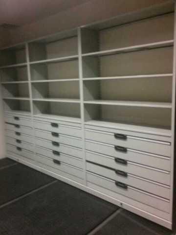 Modular Drawers - Weapon Shelving Storage