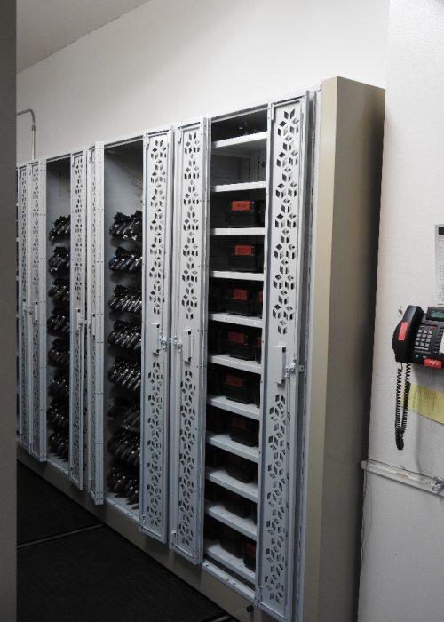 NVG Weapon Rack Shelves