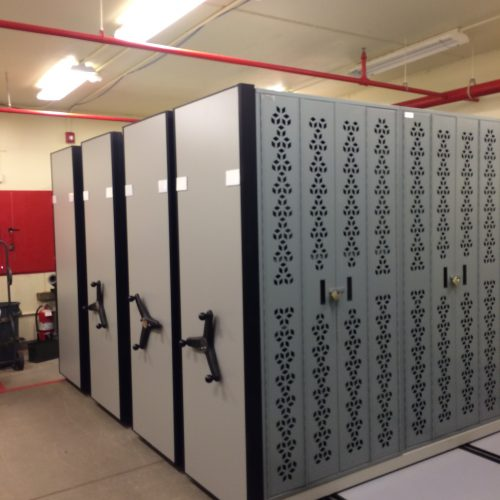 Mobile Weapon Rack Systems, High Density Weapon Storage