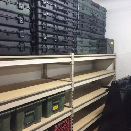 Pelican Case Storage - Pelican Case Weapon Storage - Pelican Case Shelving