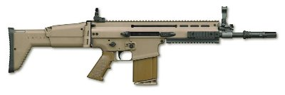 MK17 SCAR Weapon Storage - MK17 Weapon System